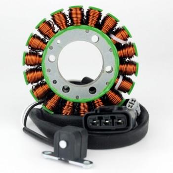 Статор генератора Yamaha VK10/Nitro/Venture 05+ 8ES-81410-01-00 / SM-01361 / 4410975