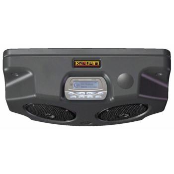 Аудиосистема под крышу UTV /SSV Kolpin Universal UTV Roof Mount Stereo Console K4433