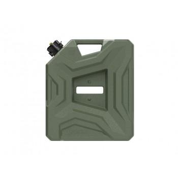 Канистра 10 литров зеленая GKA Tesseract 020_035_00GREEN