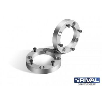 Проставки колесные  4*156 ЦО130 30мм, к-т 2 шт.  Rival S.5630.1