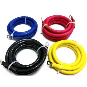 Комплект силовых проводов для подключения лебедки 1500-4500Lbs TSK KP100