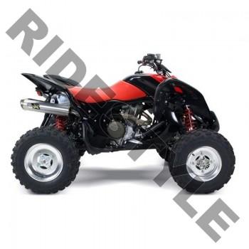 Глушитель квадроцикла, алюминий Honda TRX700XX M-7 V.A.L.E.™ Slip-On System Two Brothers 005-2010406
