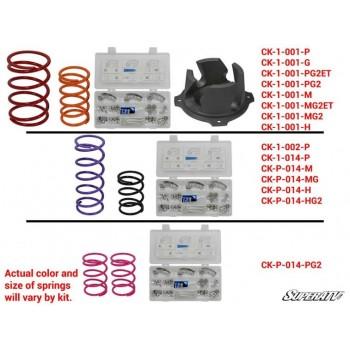 Epi 23-2116 Mudder Clutch Kit
