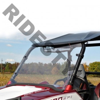 Ветровое стекло квадроцикла Polaris RZR/RZR S/RZR 4/RZR XP 900 2008-2010 SuperATV Full Windshield FW
